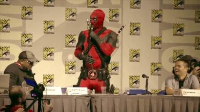 Deadpool - Comic-Con Trailer