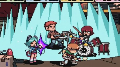 Scott Pilgrim vs. the World - Online Multiplayer + Wallace Pack Trailer