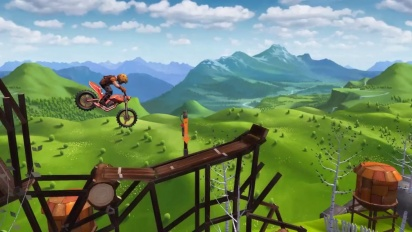 Trials Frontier - Launch Date Trailer