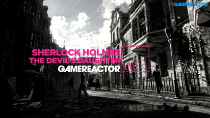 To timer med Sherlock Holmes: The Devil's Daughter