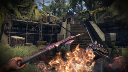 The Elder Scrolls Online - Welcome to Shadows of the Hist Trailer