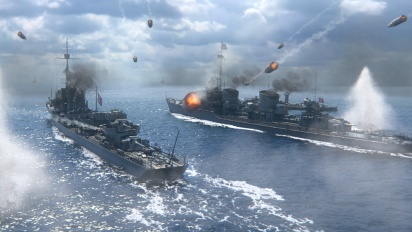 World of Warships - German Destroyers Released Trailer