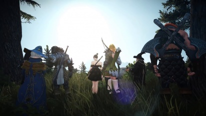 Black Desert Online - Steam Launch Trailer