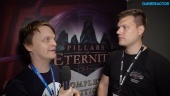Pillars of Eternity: The Complete Edition - Christofer Stegmayr-intervju