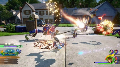 Kingdom Hearts III - D23 2017 Toy Story Trailer