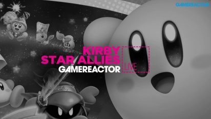 Kirby Star Allies - Livestreamreprise