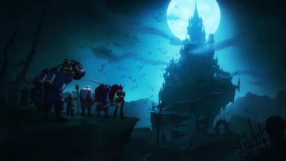 Battle Chasers: Nightwar - Switch Release Trailer