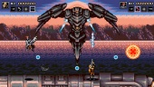 Blazing Chrome - Gameplay Preview
