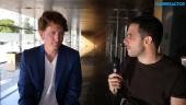 Todd Howard - Intervju etter Gamelab-prisutdelingen