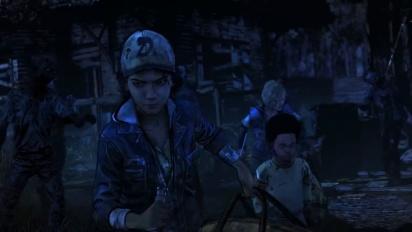 The Walking Dead: The Final Season - Melissa Hutchison Answers FAQs