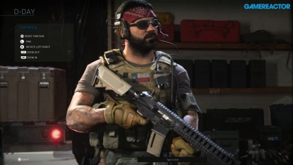 Call of Duty: Modern Warfare - Operators-gameplay