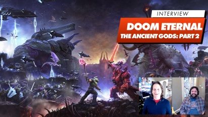 Doom Eternal DLC2 - Hugo Martin & Marty Stratton Interview