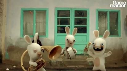 Rabbids Go Home - Music Video