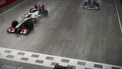 F1 2013 - TV Advert