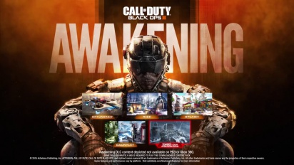 Call of Duty: Black Ops 3 - Awakening-utvidelsens sniktitttrailer