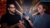 Deus Ex: Mankind Divided - Jonathan Jacques-Belletête-intervju