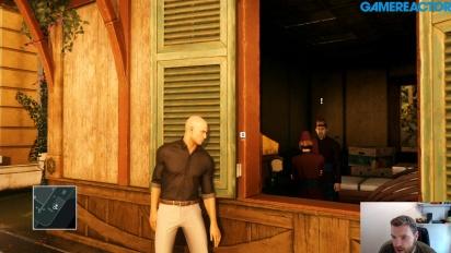 GR Live spiller Episode 4 av Hitman og snakker Gamescom