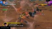 Gameplay: Dragon Ball Xenoverse 2 Beta - Turles