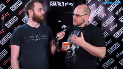Raw Fury Games - Jonas Antonsson-intervju