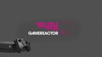 Xbox One X - reprise av sendingen om forbedrede spill