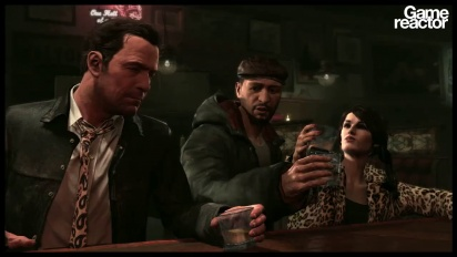 Max Payne 3 - New York Gameplay