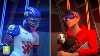 Roller Champions - E3 2019 Official Gameplay Trailer