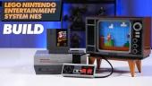 LEGO Nintendo Entertainment System - Gamereactor Builds!