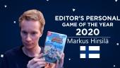Gamereactor Editor Personal GOTY 2020 - Markus Hirsilä (Finland)