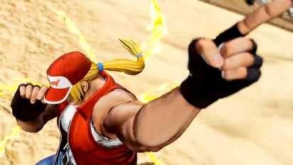 The King of Fighters XV - Terry Bogard Character Trailer
