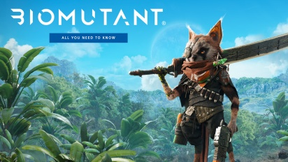 Biomutant - All You Need to Know
