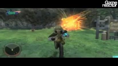 Final Fantasy Crystal Bearers - Combat Trailer