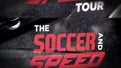 FIFA 13 & Need For Speed: Most Wanted - Soccer and Speed Tour Trailer