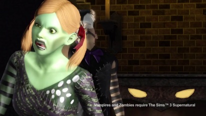 Sims 3 - Movie Stuff Pack Part 2 Trailer