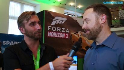 Forza Horizon 2-intervju