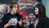 Tekken 7 - Jump Festa-intervju