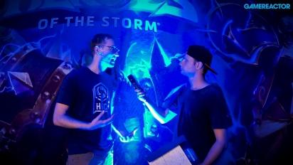 Heroes of the Storm - Sam Braithwaite-intervju