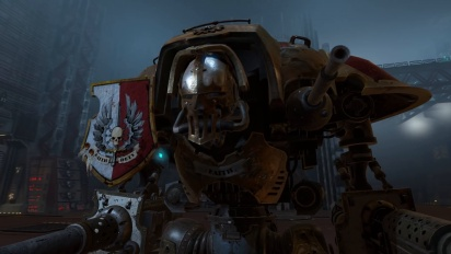 Warhammer 40,000: Inquisitor - Martyr - Boss System Trailer