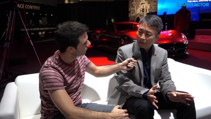 Gran Turismo Sport - GT Championships 2018 European Final Kazunori Yamauchi Interview