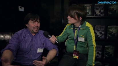 PAX East 13: Neverwinter & 38 Studios-intervju (R.A. Salvatore)