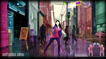 Just Dance 2014 - Katy Perry - Roar