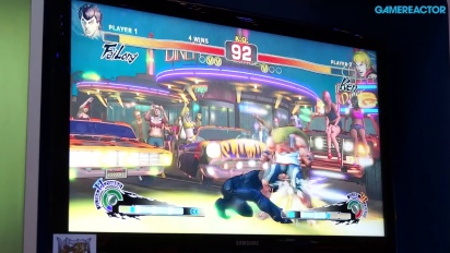 E3 2014: Ultra Street Fighter IV - Gameplay