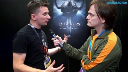 Diablo III: Ultimate Evil Edition-intervju