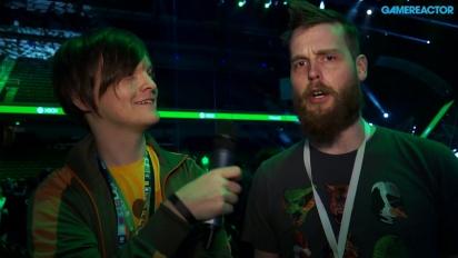 E3-videoblogg: Microsoft