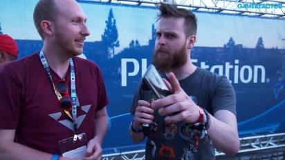 E3-videoblogg: Sony