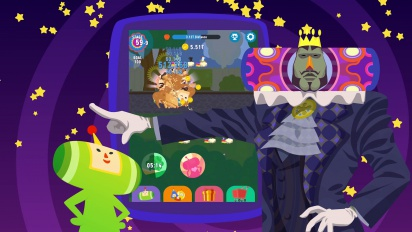 Tap My Katamari - Android/IOS - Restore the Universe!