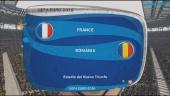 GR spår Fotball-EM - Frankrike vs. Romania