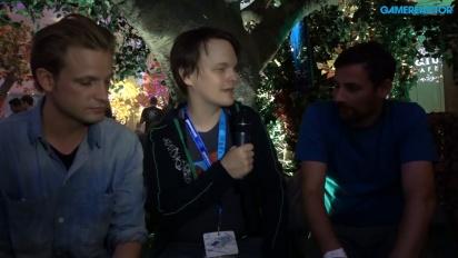 Gamescom 2016 - Oppdatering etter første dag