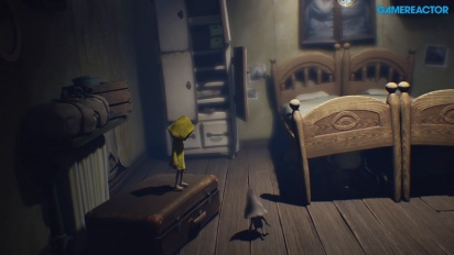 Gameplay: Little Nightmares (Gamescom 2016)