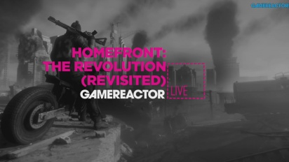 GRTV Live: Gjensyn med Homefront: The Revolution