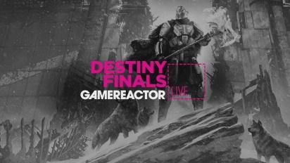 GRTV Live: Destiny-finale
